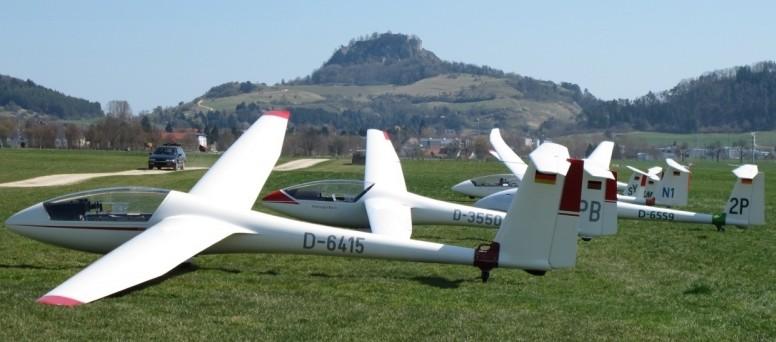 BWLV Informationsvideo zur Ausbildung Segelflug