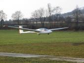 Landung ASK21